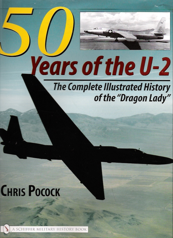 50 Years of the U-2 by Chris Pocock