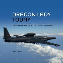 Dragon Lady Today by Chris Pocock - Book Cover