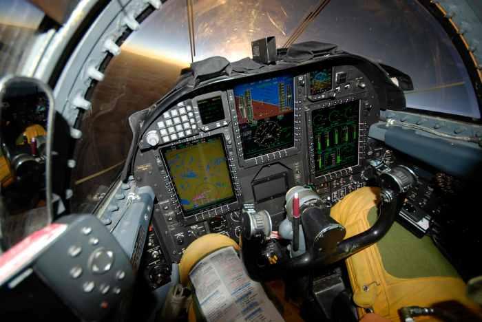 RAMP cockpit