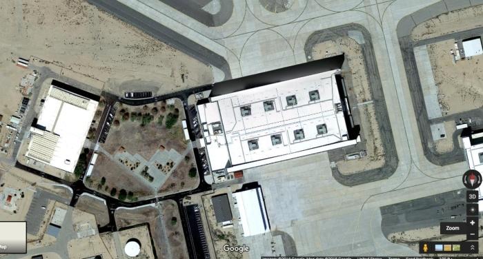 Edwards AFB South Base 2 via Google Earth Mar18