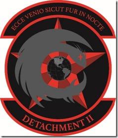 USAF 9th Ops Group Det 2 insignia rcvd Dec19