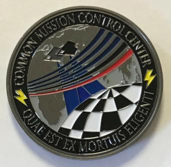 USAF CMCC coin rcvd from ?