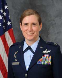 Col Heather Fox USAF photo Jun20?