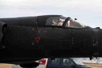 Federal Lab Artificial Intelligence flight on U-2 per USAF release Dec20